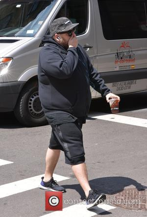 Jonah Hill - Jonah Hill spotted out and about in SoHo - Manhattan, New York, United States - Friday 19th...