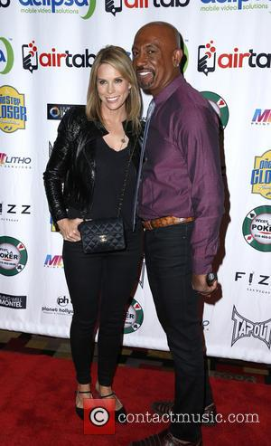 Cheryl Hines and Montel Williams