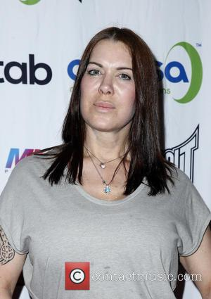 Chyna - The One Step Close Foundation's 'Raising the Stakes for Cerebral Palsy' celebrity poker tournament at Planet Hollywood Las...