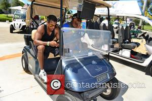 Wesley Jonathan - 11th Annual JEEP Celebrity Golf Tournament - Day 2 during The 11th Annual Irie Weekend at Miami...
