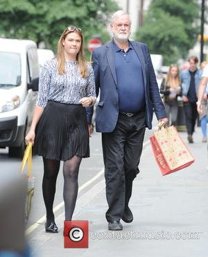 John Cleese - John Cleese seen out and about in London - London, United Kingdom - Friday 19th June 2015