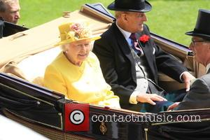 Queen Elizabeth II, Prince Philip and Duke of Edinburgh - Royal Ascot 2015 held at Ascot Racecourse - Day 4...