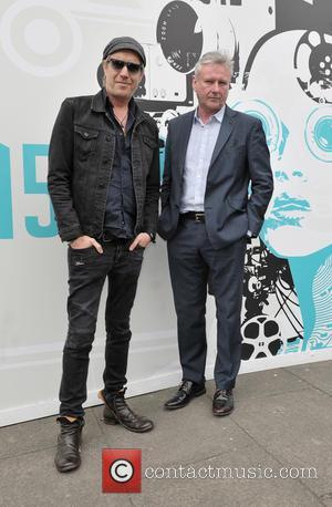 Rhys Ifans and Aneirin Hughes