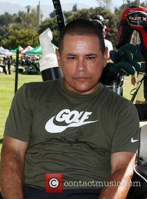 Raymond Cruz - Los Angeles Police Memorial Foundation Celebrity Golf Tournament at Brookside Golf Club - Pasadena, California, United States...
