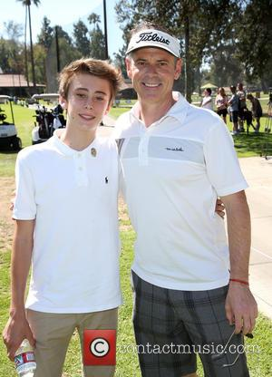 C. Thomas Howell and Liam Howell