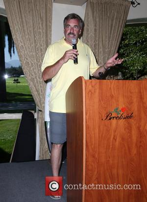 LAPD Chief Charlie Beck - Los Angeles Police Memorial Foundation Celebrity Golf Tournament at Brookside Golf Club - Pasadena, California,...
