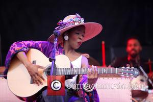Lauryn Hill - Louis Armstrong's Wonderful World 2015 - Performances at Flushing Meadows Corona Park - New York City, New...