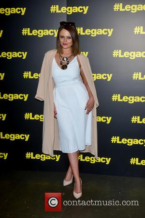 Emily Atack - 'Legacy' special screening at Central Saint Giles in London at Central St Giles - London, United Kingdom...