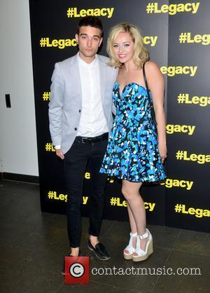 Tom Parker and Kelsey Hardwicke