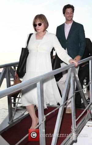 Patti LuPone - Gay Pride Week kick off party on 'A Cruise Around Manhattan' to benefit Cancer Schmancer at Pier...
