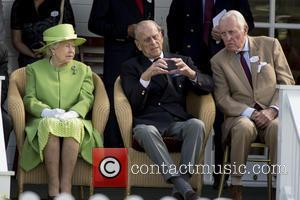 Hrh Queen Elizabeth Ii, Prince Philip and Duke Of Edinburgh