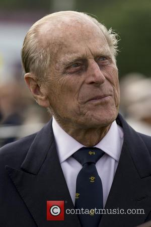 Prince Philip and Duke of Edinburgh - The Queen attends the Al Habtoor Royal Windsor and Mountbatten Cup Final at...