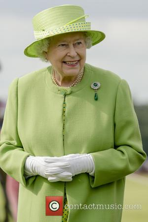HRH Queen Elizabeth II - The Queen attends the Al Habtoor Royal Windsor and Mountbatten Cup Final at Guards Polo...