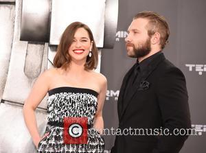 Emilia Clarke and Jai Courtney
