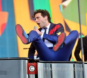Mika - BST Hyde Park: Barclaycard British Summer Time Hyde Park - Performances at Hyde Park, Barclaycard British Summer Time...