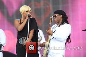 Chic and Nile Rodgers - BST Hyde Park: Barclaycard British Summer Time Hyde Park - Performances at Barclaycard British Summer...
