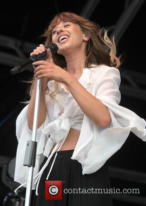 Foxes - BST Hyde Park: Barclaycard British Summer Time Hyde Park - Performances at Barclaycard British Summer Time - London,...