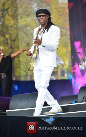 Nile Rodgers and Chic - BST Hyde Park: Barclaycard British Summer Time Hyde Park - Performances at Barclaycard British Summer...