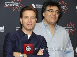 Ewan Mcgregor and Rodrigo Garcia
