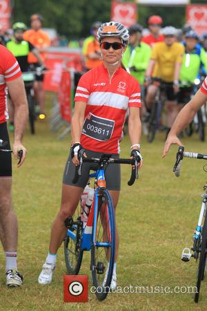 Pippa Middleton - The 40th British Heart Foundation London to Brighton Bike Ride - London, United Kingdom - Sunday 21st...