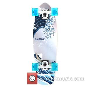 New Wave Skateboard\'s, Great Wave\' To Japanese and Artist