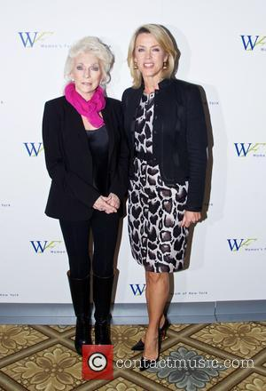 Judy Collins and Deborah Norville