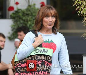 Lorraine Kelly - Lorraine Kelly outside ITV Studios - London, United Kingdom - Monday 22nd June 2015