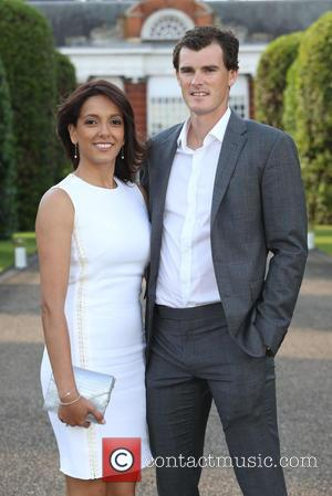 Ralph Lauren, Jamie Murray, Alejandra Gutierrez and Wimbledon