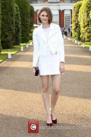 Ralph Lauren, Sam Rollinson and Wimbledon