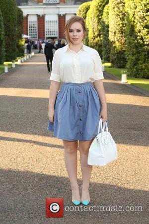 Tanya Burr - - Arrivals - London, United Kingdom - Monday 22nd June 2015