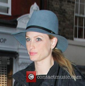 Jessica Chastain - Celebrities at Chiltern Firehouse in Marylebone - London, United Kingdom - Monday 22nd June 2015