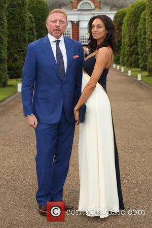 Boris Becker and Lilly Becker