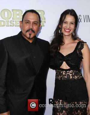 Emilio Rivera and Laura Londoño