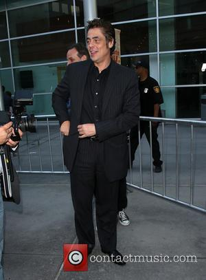 Benicio Del Toro To Receive Heart Of Sarajevo Award