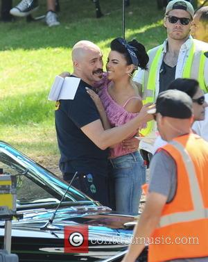 Eva Longoria and Demian Bichir