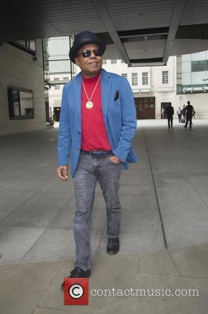 Tito Jackson - Tito Jackson at the BBC Radio studios - London, United Kingdom - Tuesday 23rd June 2015