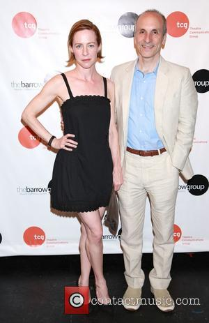 Amy Hargreaves and Seth Barrish