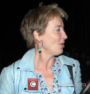 Emma Thompson - Celebrities at Chiltern Firehouse - London, United Kingdom - Tuesday 23rd June 2015