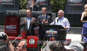 Furious, Larry Kurzweil, Eric Garcetti and Ron Meyer