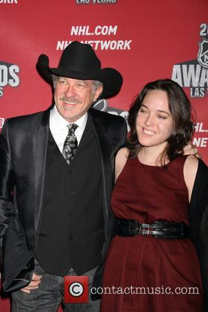 Kix Brooks and Daughter Molly