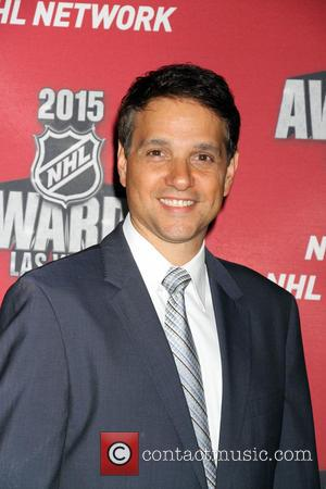 Ralph Macchio - 2015 NHL Awards held at MGM Grand Garden Arena inside MGM Grand Hotel & Casino - Arrivals...