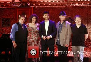 Michael Mccormick, Lucia Spina, Tony Yazbeck, Micky Dolenz and Charles Busch