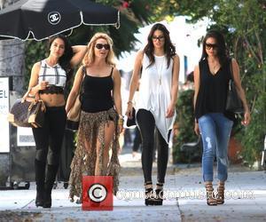 Nasia Jansen, Stephanie Landrum, Olga Safari and Michelle Lee