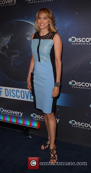 Paula Zahn - Discovery Channel's 30th anniversary party at Paley Center for Media - Arrivals - New York, United States...