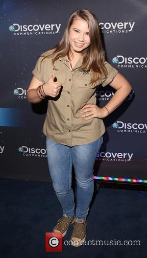 Steve Irwin's Daughter Bindi Irwin Is Competing On 'Dancing With The Stars'