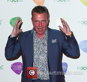 Suggs and Graeme Macpherson