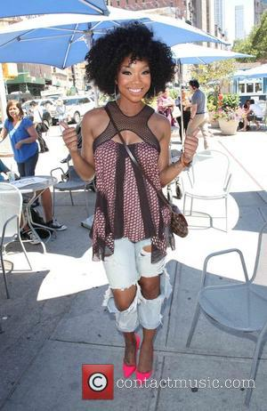 Brandy Norwood - Experience Anaheim in 3D as The City's Convention and Visitor Bureau debuts it's new brand in New...