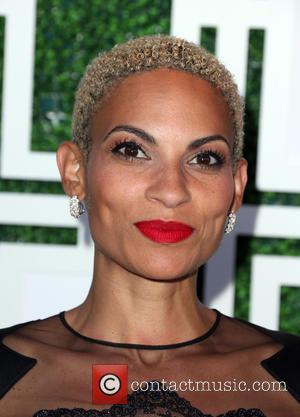 Goapele - 2015 BET Awards - Debra Lee Pre-Dinner at Sunset Tower Hotel - Los Angeles, California, United States -...