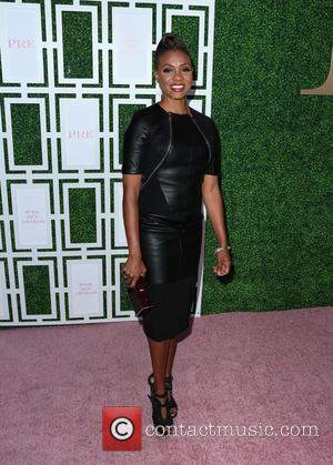 MC Lyte - 2015 BET Awards - Debra Lee Pre-Dinner at Sunset Tower Hotel - Los Angeles, California, United States...
