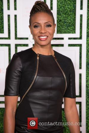 MC Lyte - 2015 BET Awards Debra Lee Pre-Dinner at Sunset Tower Hotel - Arrivals at Sunset Tower Hotel -...